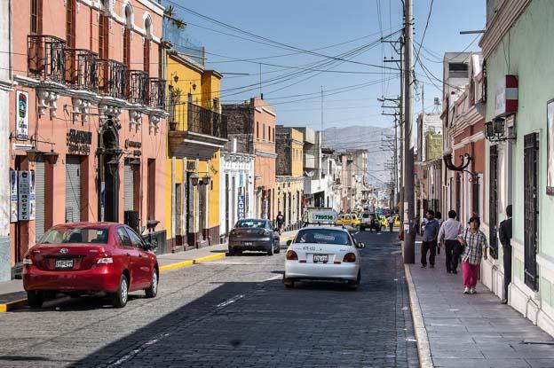 housing arequipa